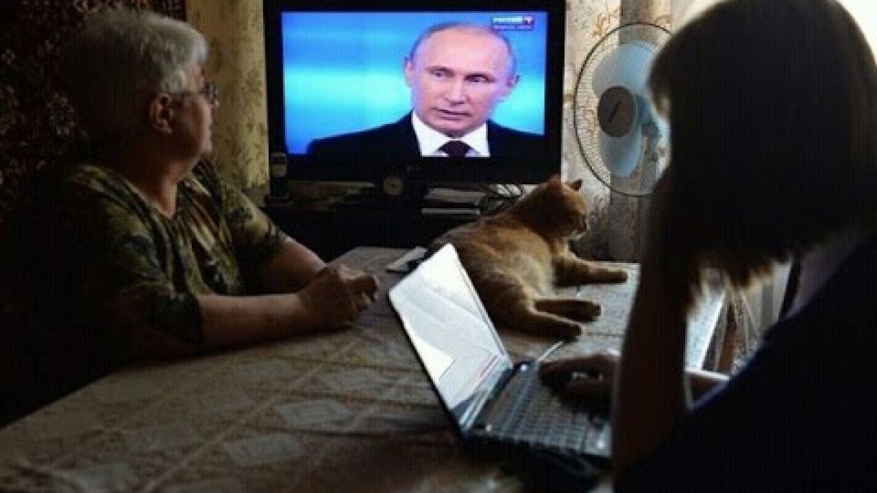 Обращение Путина о начале национального восстания? Отвечает Валерий Пякин.