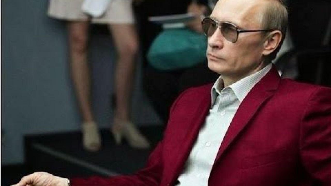 Кто такой Путин? Ужас смотреть всем!!!