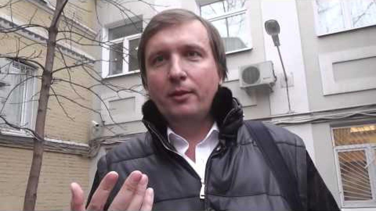 Федеральный судья Дмитрий Новиков против системы