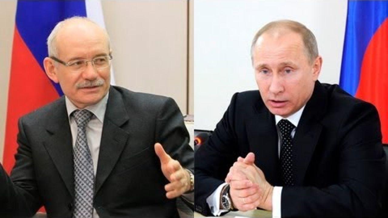 Ученый и писатель Шамиль Абдурашитов о Хамитове и Путине