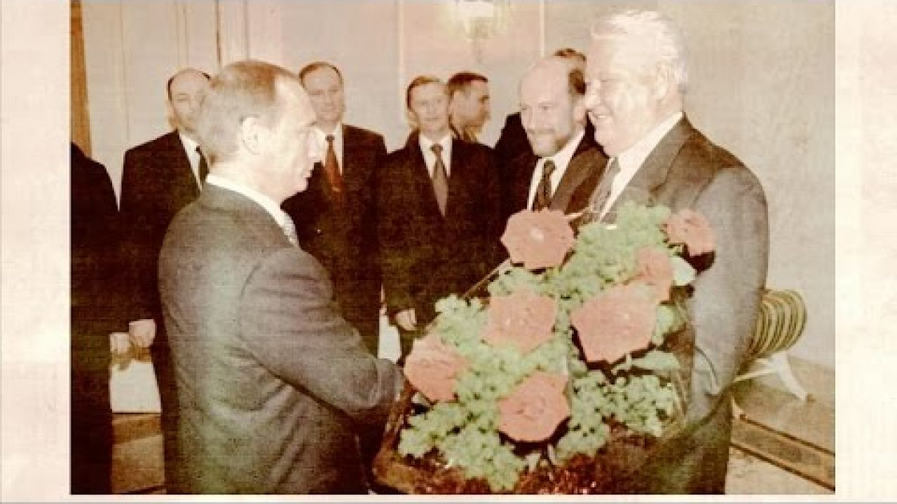 В 1999 году у предателя Ельцина власть отняли Вежливые люди